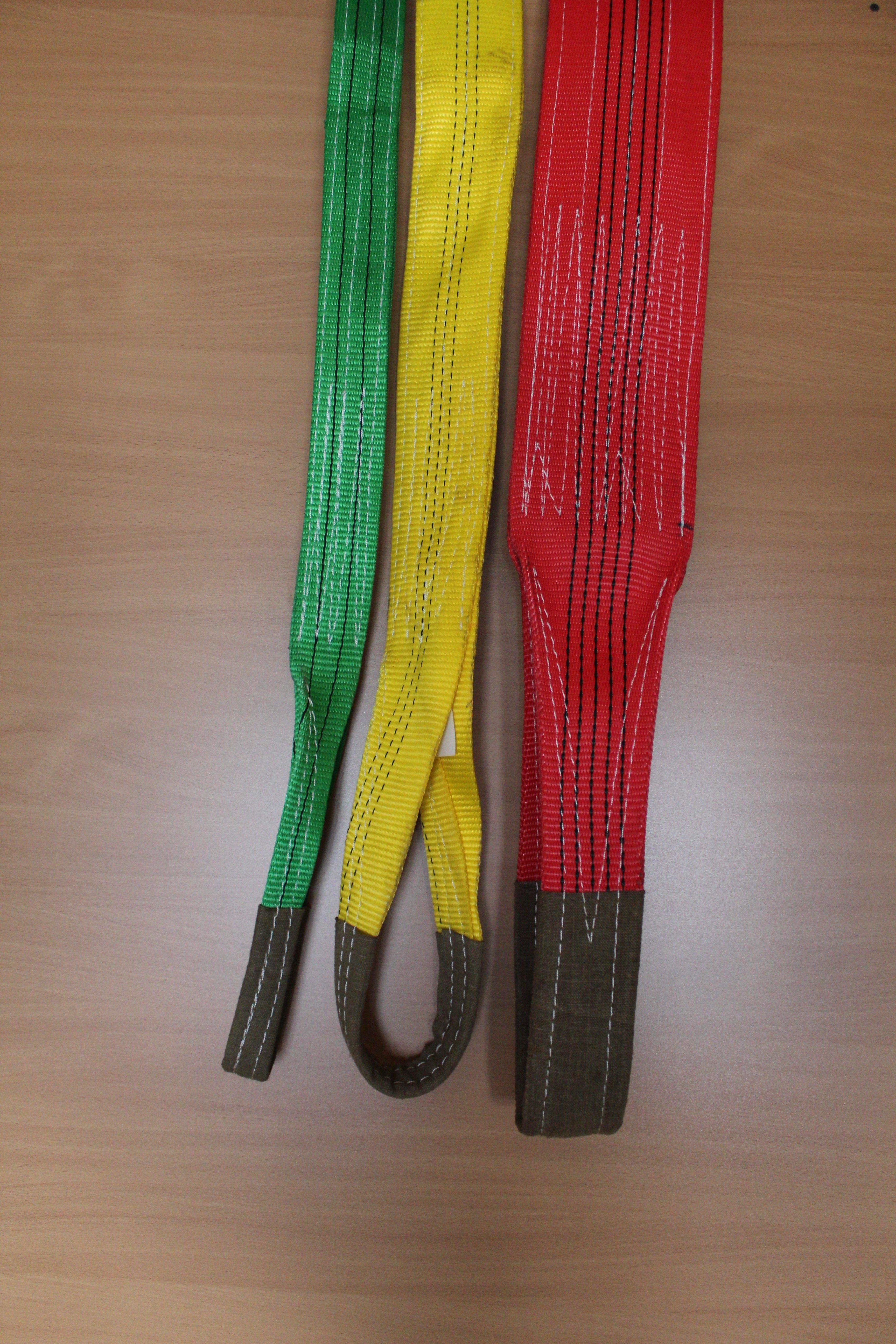 буксир из текстильной ленты
